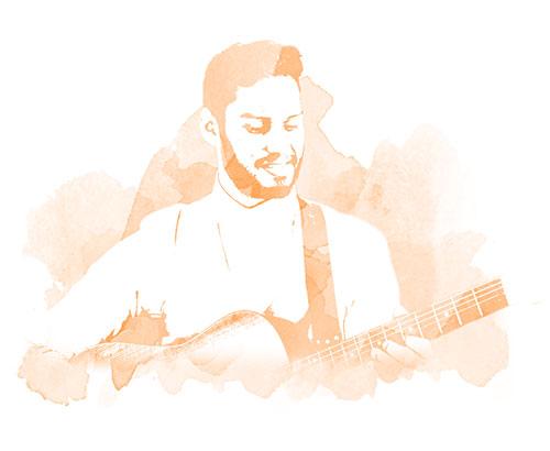 Blake Dantier | Singer | Guitarist | Musical Director, Maple Creek Music